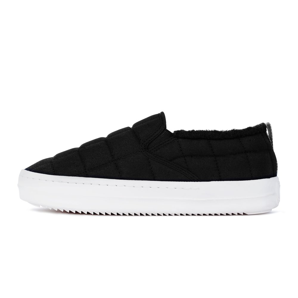 아샤 패딩슬립온 블랙ASHA PADDING SLIP-ON BLACK JD00
